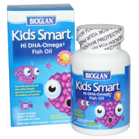 Bioglan Kids Smart Hi DHA-Omega 3 Fish Oil