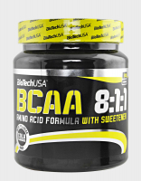 Biotech BCAA 8:1:1 (400 гр)