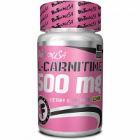 Biotech USA L-Carnitine 500mg (60 таб)
