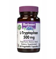 Bluebonnet Nutrition L-Tryptophan 500 mg
