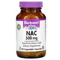 Bluebonnet Nutrition NAC 500 мг (N-Ацетилцистеин)