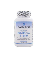 Body First Ultra Omega 3-6-9 (60 капс/240 капс)