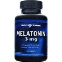 Body Strong Melatonin 3 mg (360 таб)