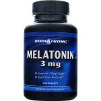 Body Strong Melatonin 3 mg (90 таб)