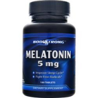 Body Strong Melatonin 5 mg (180 таб)