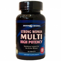 Body Strong Strong Woman Multi - High Potency