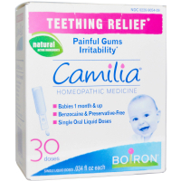 Boiron Camilia Teething Relief - Облегчение боли при прорезывании зубов (30 жидких доз)