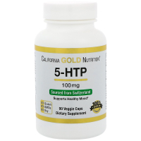 California Gold Nutrition 5-HTP 100 mg