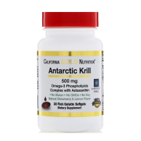 California Gold Nutrition Antarctic Krill Oil 500 mg