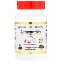 California Gold Nutrition Astaxanthin 12 mg