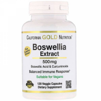 California Gold Nutrition Boswellia Extract 500 mg