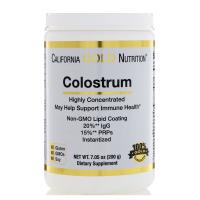 California Gold Nutrition Colostrum (200 гр) - Молозиво