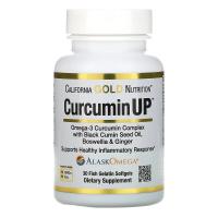California Gold Nutrition CurcuminUP