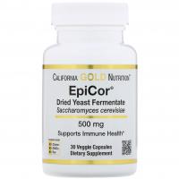 California Gold Nutrition EpiCor 500 mg