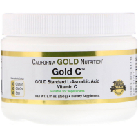 California Gold Nutrition Gold C Powder (250 гр)