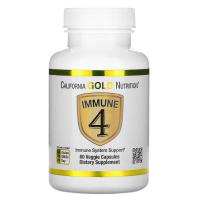 California Gold Nutrition Immune4 - Средство для укрепления иммунитета