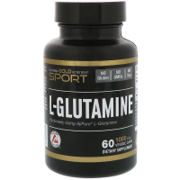 California Gold Nutrition L-Glutamine 1000 mg