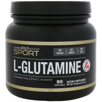 California Gold Nutrition L-Glutamine Powder (454 гр)