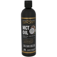 California Gold Nutrition MCT Oil (355 ml)