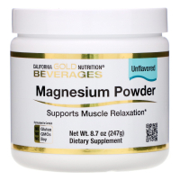 California Gold Nutrition Magnesium Powder (247 гр)