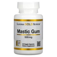 California Gold Nutrition Mastic Gum - Мастиковая смола