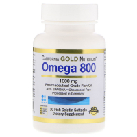 California Gold Nutrition Omega 800 (Madre Labs)
