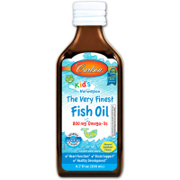 Carlson Labs The Very Finest Fish Oil 1600 mg Kids