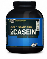 Optimum Nutrition 100% Casein Protein - 4lb (1.82 кг)