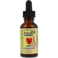 ChildLife Vitamin D3 (29.6 ml)