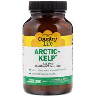 Country Life Arctic-Kelp 225 mcg - Йод