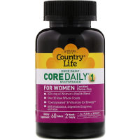 Country Life Core Daily-1 Multivitamin Women