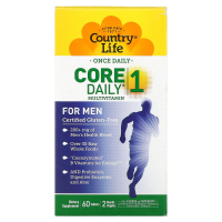 Country Life Core Daily-1 Multivitamins Men