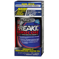 Muscle Tech Creakic Hardcore (180 капс)