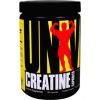 Universal Nutrition Creatine capsules (50/100капс)