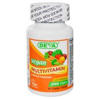 DEVA Vegan Multivitamin
