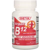 Deva Vegan B12