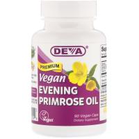 Deva Vegan Premium Evening Primrose Oil