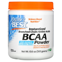 Doctor's Best BCAA Powder (300 гр)