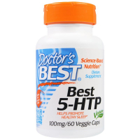 Doctor's Best Best 5-HTP 100 mg