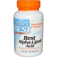 Doctor's Best Best Alpha-Lipoic Acid 150 mg