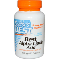 Doctor's Best Best Alpha-Lipoic Acid 150 mg