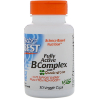 Doctor's Best Best Fully Active B Complex (30 капс)