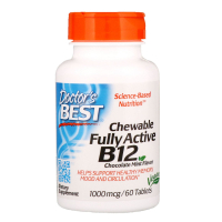 Doctor's Best Best Fully Active B12 1000 mcg