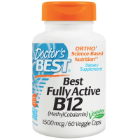 Doctor's Best Best Fully Active B12 1500 mcg (60 капс)