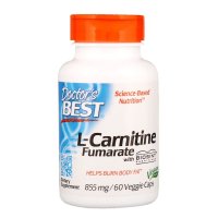 Doctor's Best Best L-Carnitine Fumarate 855 mg