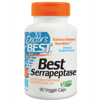 Doctor's Best Best Serrapeptase 40 000 - Серрапептаза