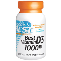 Doctor's Best Best Vitamin D-3 1000 МЕ