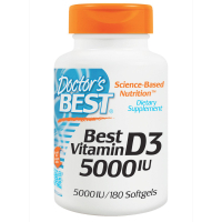 Doctor's Best Best Vitamin D-3 5000 МЕ