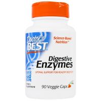 Doctor's Best Digestive Enzymes - Пищеварительные ферменты