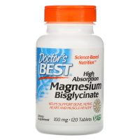 Doctor's Best High Absorption Magnesium Bisglycinate